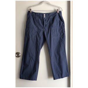 IZOD Capris Cropped Pants Size 12